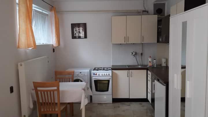 Studio apartment in Bratislava Old town