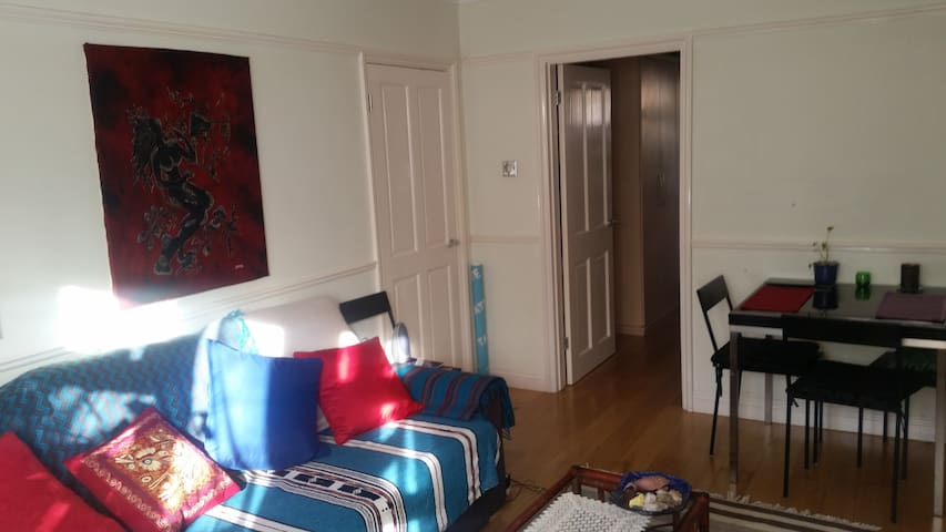 Cosy apartment 30 mins to Central London - Kingston upon Thames - Wohnung