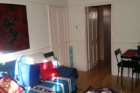 Cosy apartment 30 mins to Central London - Kingston upon Thames - Apartment