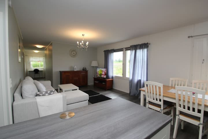 Apartment Koto,3 bedrooms+sauna,free wifi