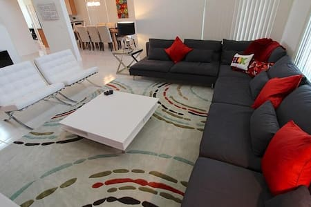 Room type: Entire home/apt Property type: House Accommodates: 12 Bedrooms: 5 Bathrooms: 3.5