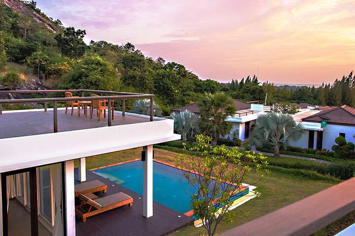 The Spirit Resort Hua Hin - 3 Bedroom Pool Villa
