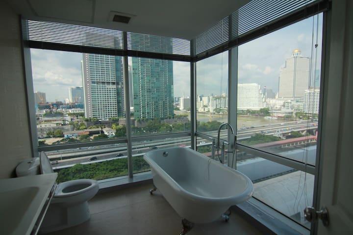 BTS/Sathorn / River/Stunning view - Bangkok