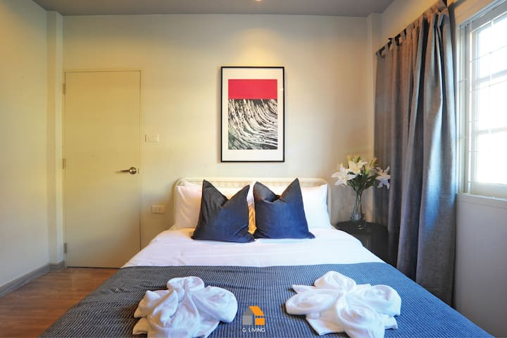 Arasa House by G Living -6mins BTS Klong Bang Phai