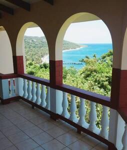 COMFORTABLE HOME;Sauteurs,St Patricks,Grenada W.I