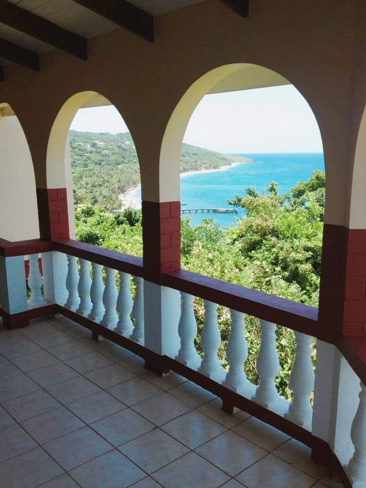COMFORTABLE HOME;Sauteurs,St Patricks,Grenada W.I