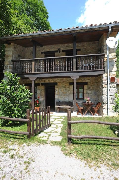 Casa Rural Río Aliso nº1. Naturaleza y relax