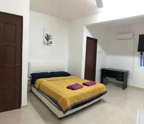 New and Cozy room near Kuala Lipis town(R3)
