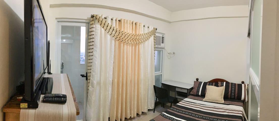 [BRAND NEW] Cozy One-Bedroom at Vivaldi - Cubao