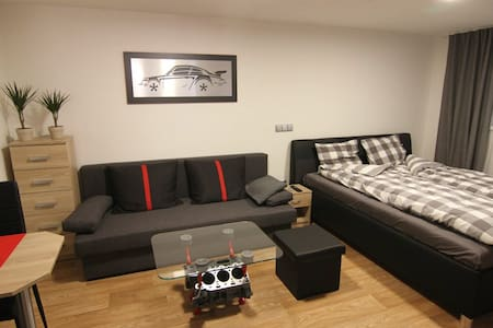Cosy design apartment - Modřice - Lägenhet