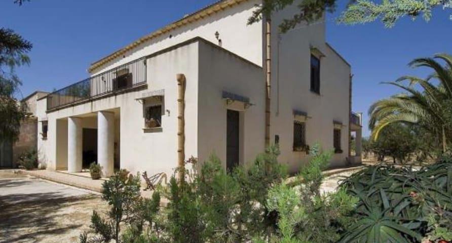 Antica casa di campagna - Sciacca - Villa