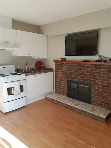 Clean affordable Private Suite - Richmond - House