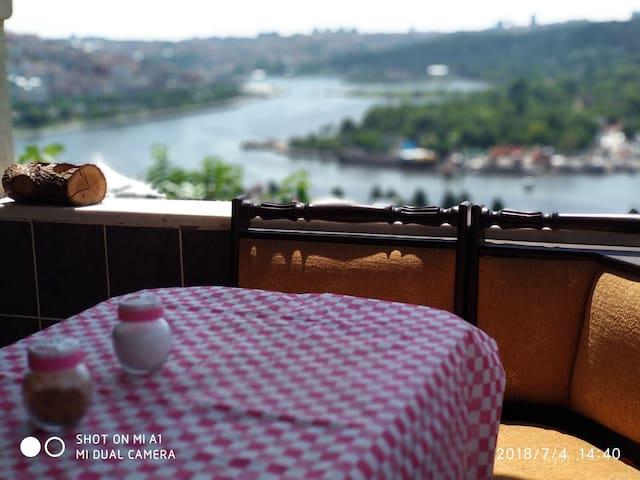 En güzel yerinden İstanbul deneyimi..