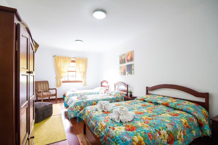 Pousada Serena - Quadruple room