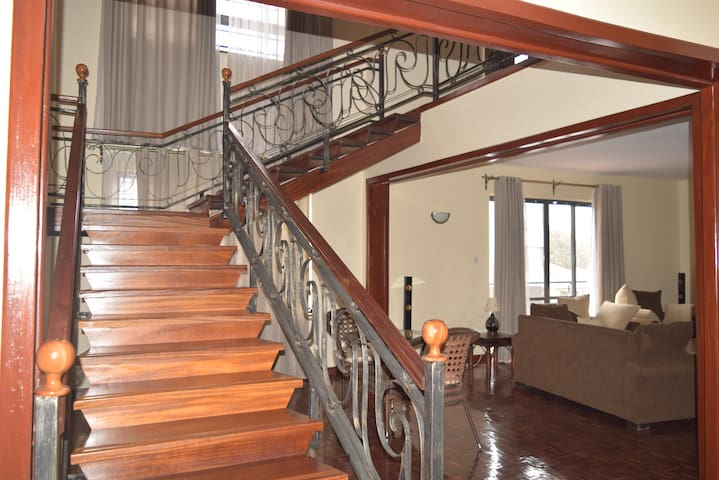 Luxury apartment ideal for family and friends.