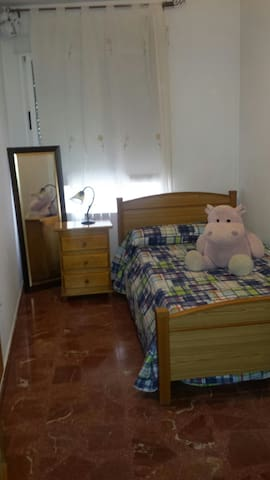 Feria habitación 1 cama+suplemento 1 colchon