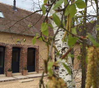 Le Gîte d'Hortense, gîte de charme proche Chartres - Chauffours