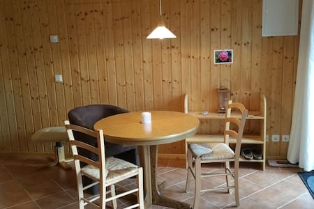 One room flat in the garden - Nuthe-Urstromtal