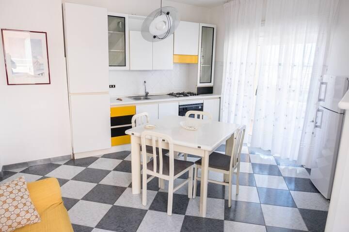 Appartamento Cavalluccio Marino - Lido Rossello - Apartamento
