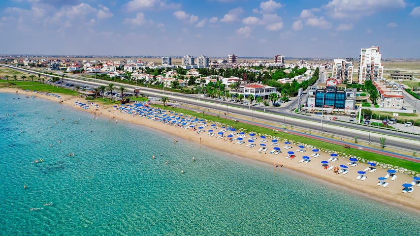 Apartmens 1+1,Iskele, Long Beach,N.Cyprus