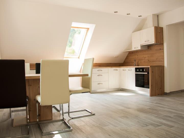 David - New modern and bright apartment