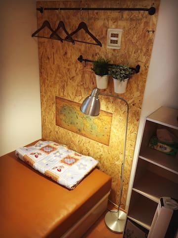 穆斯設計空間(Moose Studio).  Room-B - 東區 - Apartamento