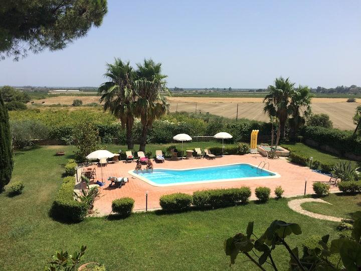 Villa dei Pini - Appartamento Demetra