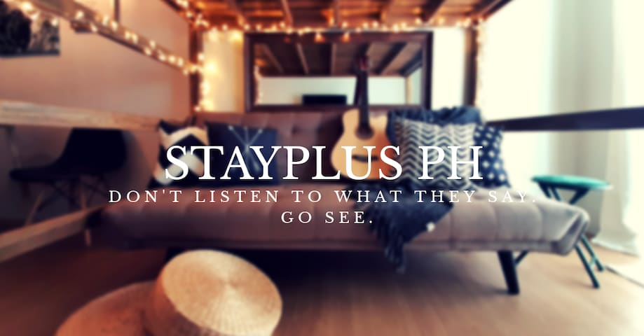 StayPlus Tagaytay (Staycation and Special Events)