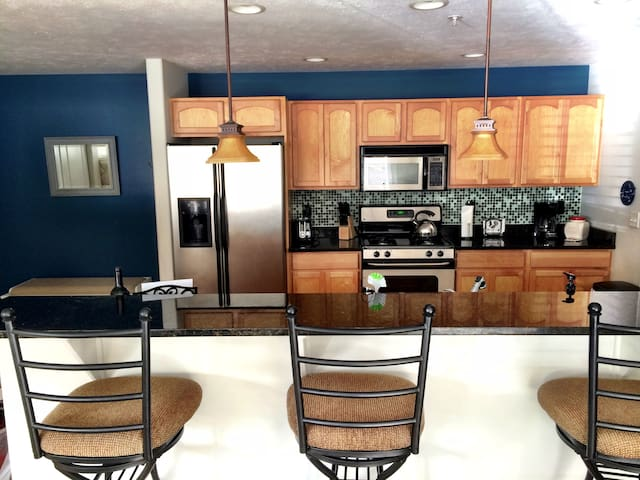 High-End Downtown Tc Condo - Traverse City - Wohnung