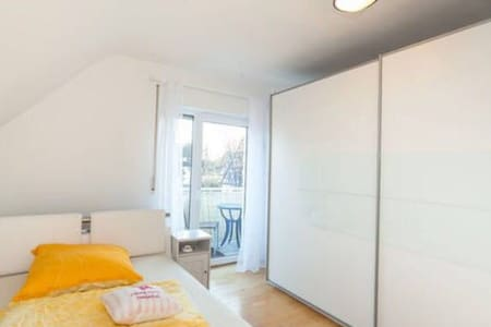 Bright modern Apartment near City - Nürnberg