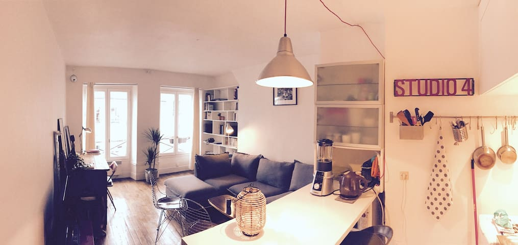 Cosy central apartment