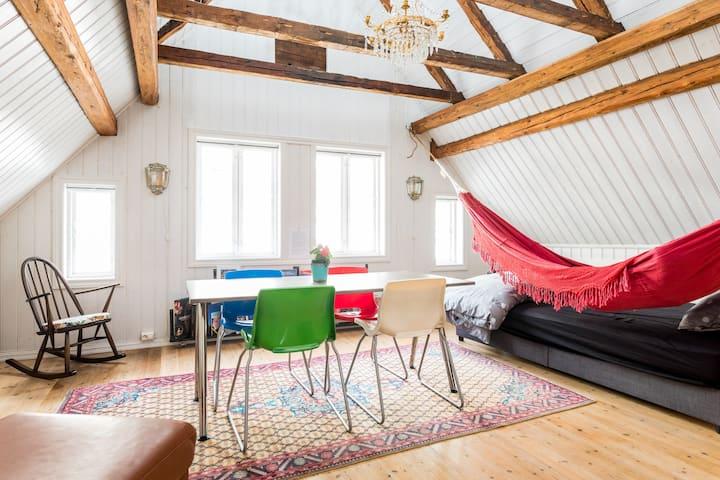 Nydelig studioleilighet i Gamle Stavanger!