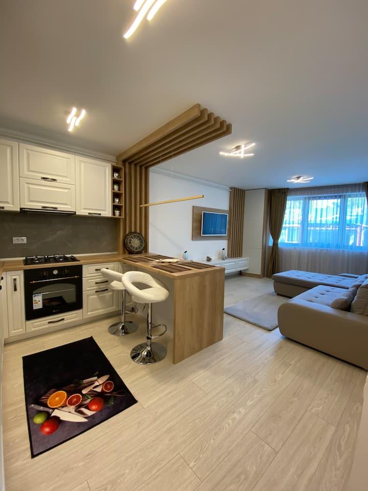 Two-Bedroom Cosy Apartment Ground Floor