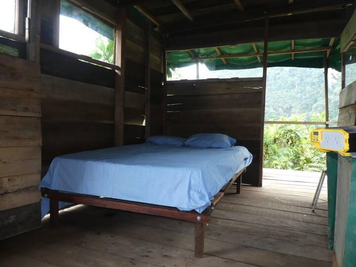Casa Muzkadino, unique chalet in 4ha of forest