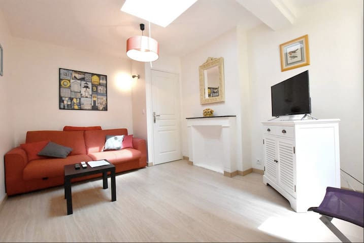 Appartement T2 - Situé quartier Écusson / St Roch