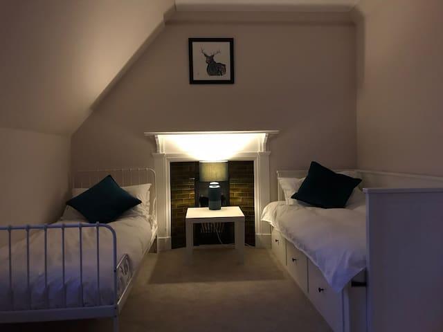 Twin room (2 x singles)