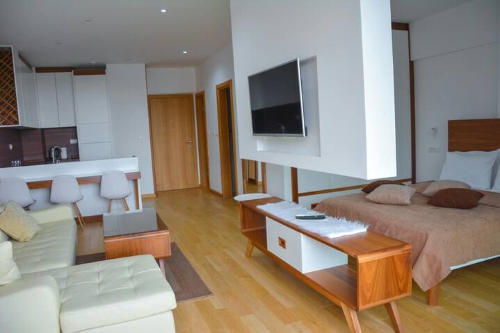 Revenu apartment 303, Budva Centar