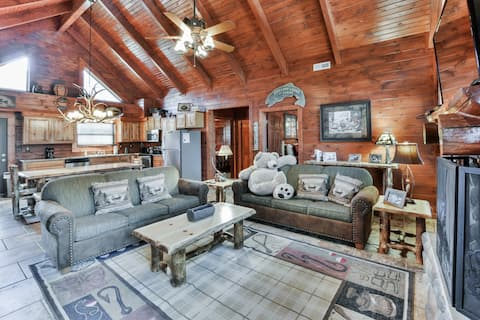 Lunker Lodge Awaits Your Family
