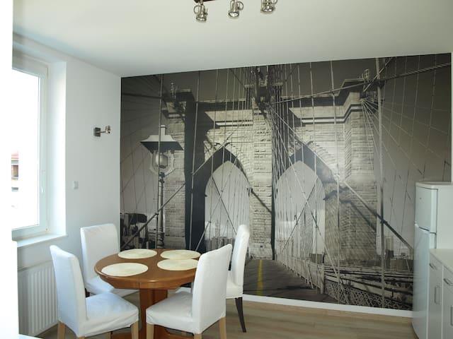 Wybickiego Apartment
