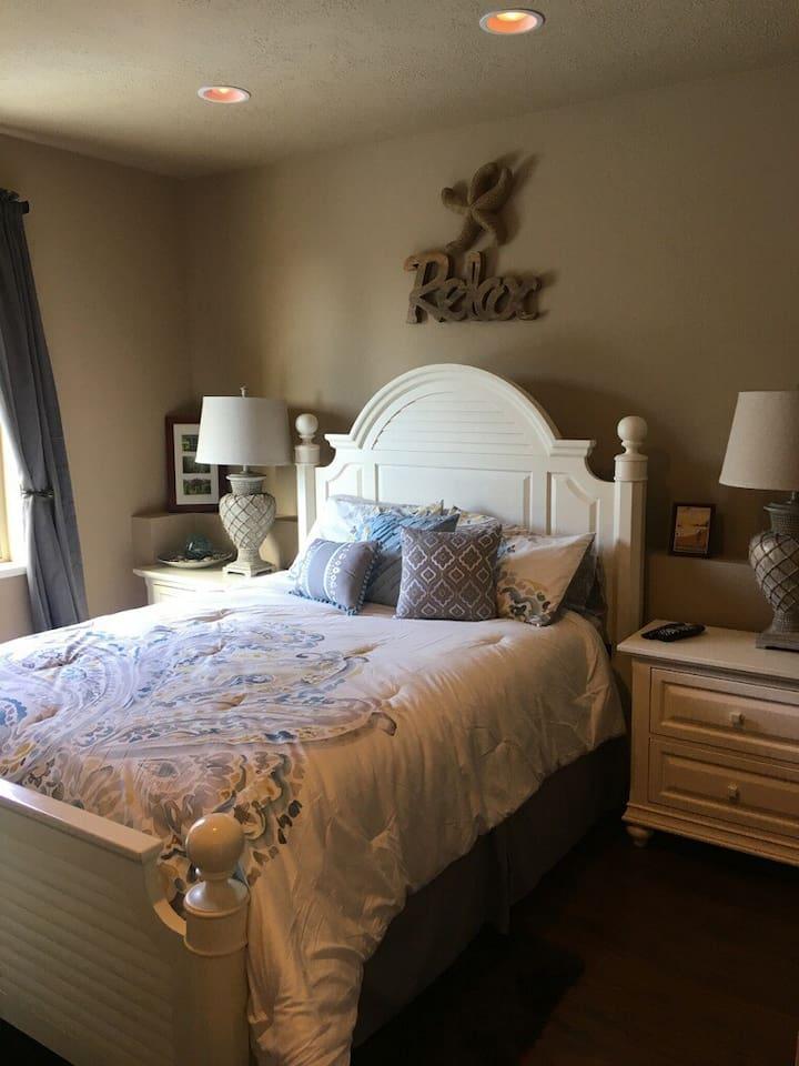 Private Bedroom Area