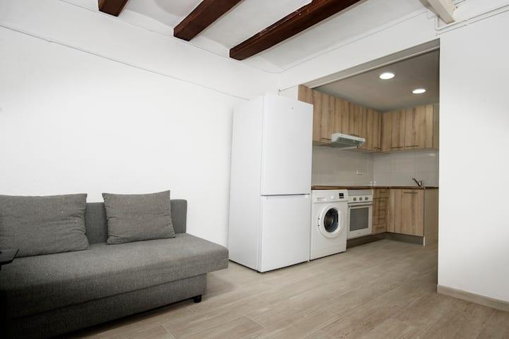 Design apartment in the center_Viana