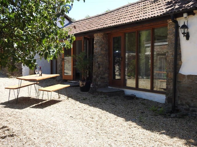 ❤Couples Retreat , Fig Tree Cottage, Croyde
