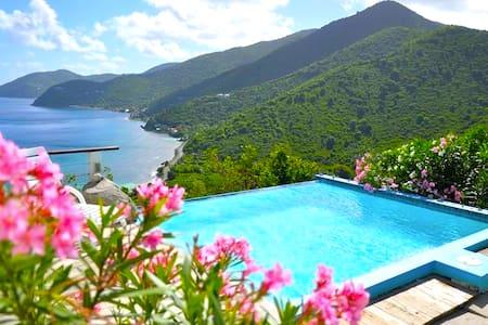 'Tortola Adventure' 3BR Villa - วิลล่า