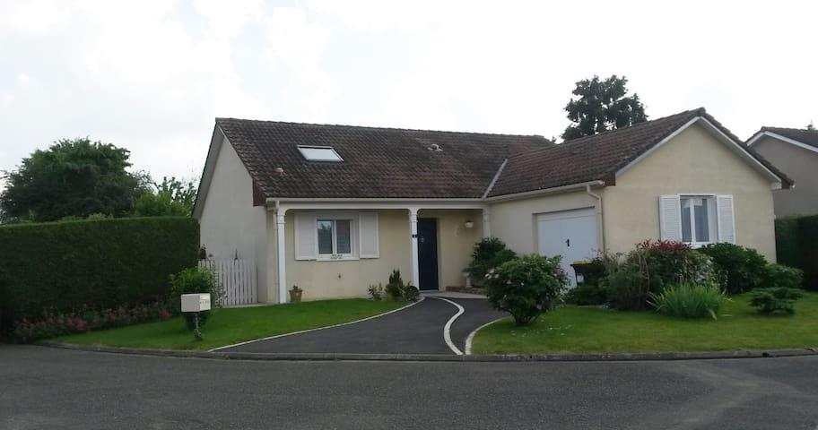 Chambre à 5 minutes du centre ville du Mans - Saint-Pavace