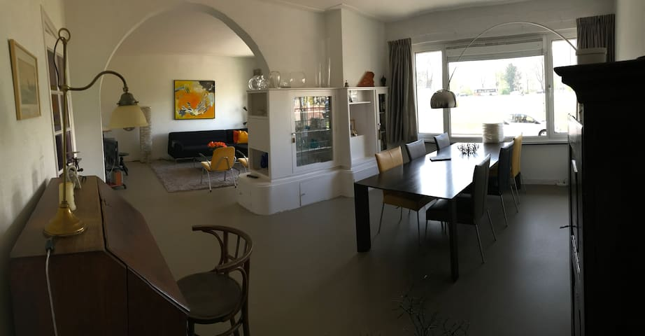 Two bedroom ground floor apartment in city centre!