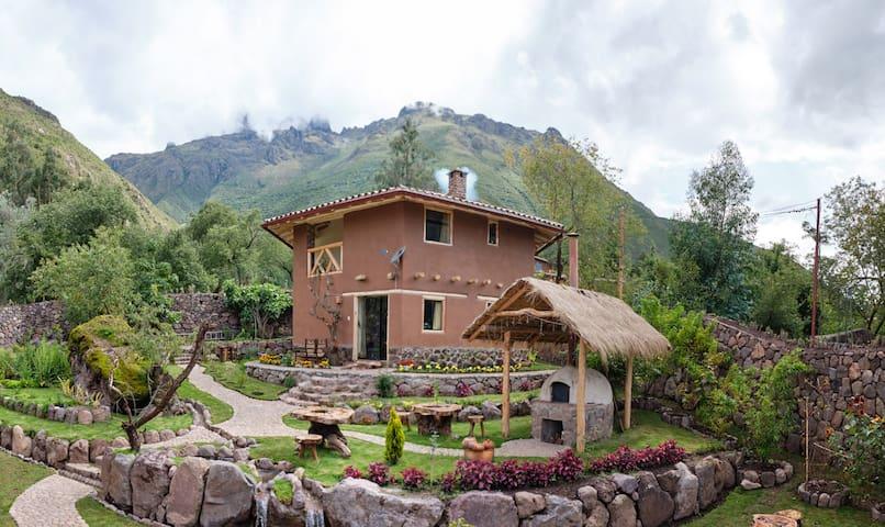 *** Mountain House ***