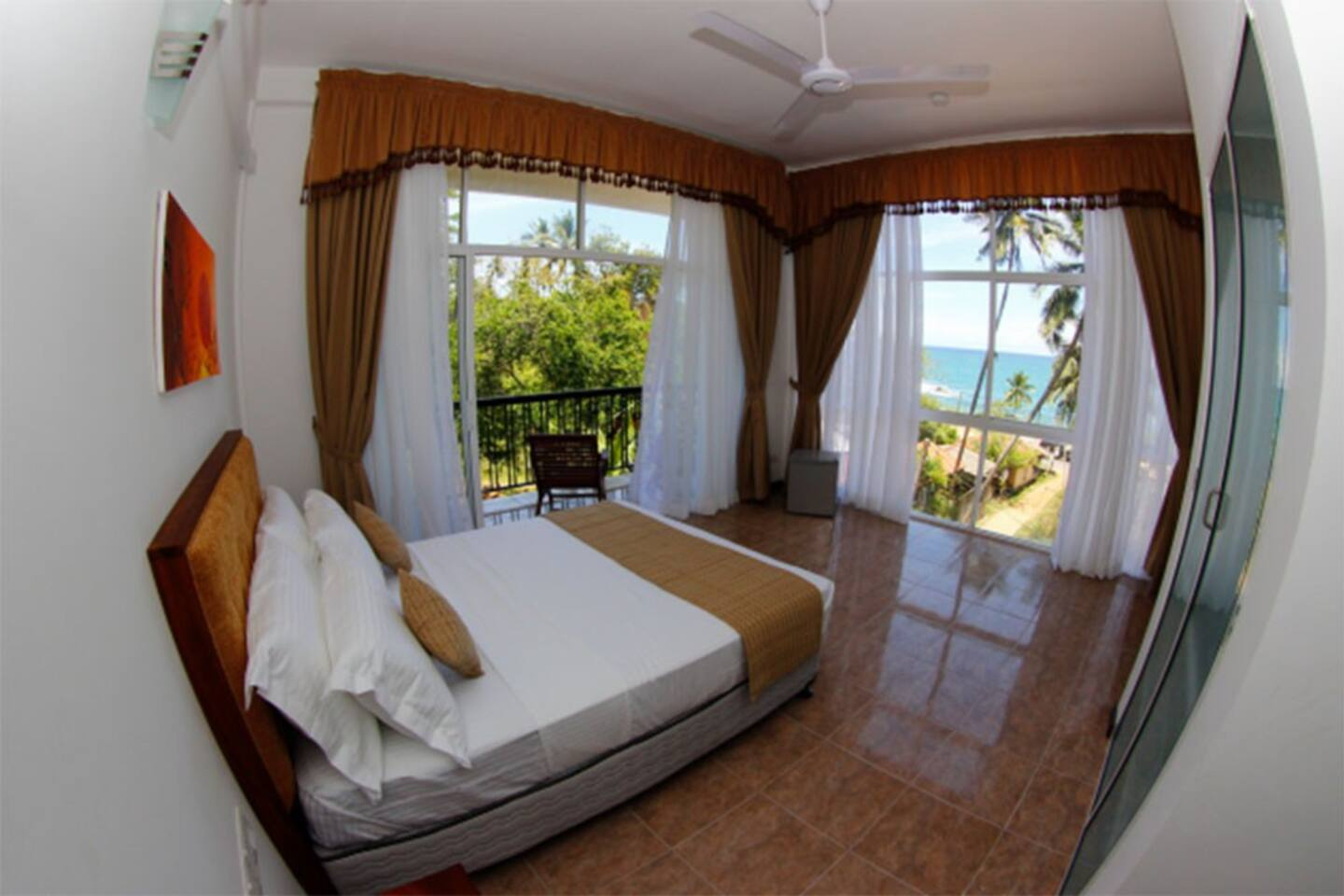 Sea View Bed Room