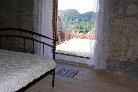 Apartment/Stone house with vineyard views Pelješac