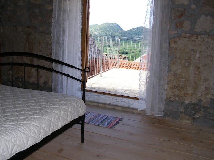 Apartment/Stone house with vineyard views Pelješac