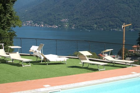 Green & Lake Home - Argegno (CO) - (Lago di Como) - Argegno - 아파트